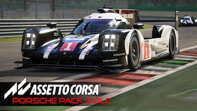 Assetto Corsa - Porsche Pack III - DLC