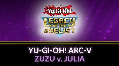 Yu-Gi-Oh! ARC-V Zuzu v. Julia - DLC