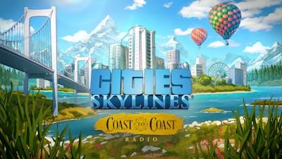 Cities: Skylines - Coast to Coast Radio - DLC