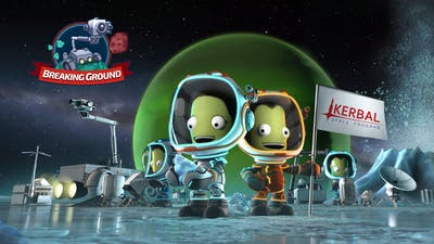 Kerbal Space Program: Breaking Ground Expansion - DLC