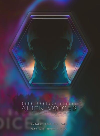Alien Voices SFX Pack