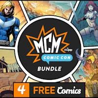 Deals on MCM Comic Con Bundle- Digital Comic