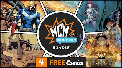 The MCM Comic Con Bundle