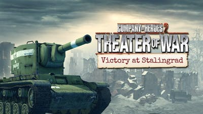 Company of Heroes 2 - Victory at Stalingrad Mission Pack DLC