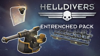 HELLDIVERS - Entrenched Pack - DLC