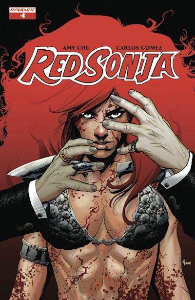 Red Sonja (Vol. 4) #4