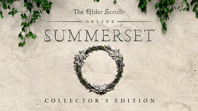 The Elder Scrolls Online: Summerset Digital Collector's Edition