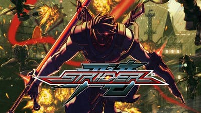 STRIDER / ストライダー飛竜