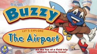 Let's Explore the Airport (Junior Field Trips)