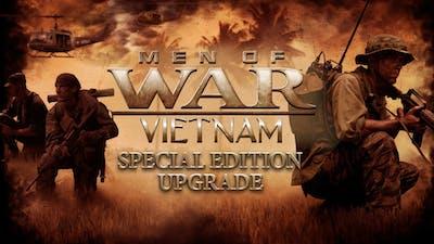 Men of War: Vietnam Special Edition Upgrade Pack DLC