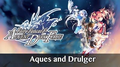 Fairy Fencer F ADF Fairy Set 2: Aques and Drulger