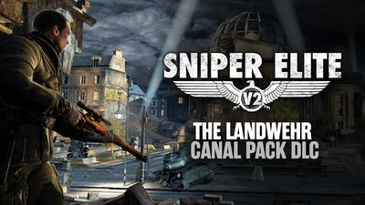 Sniper Elite V2 - The Landwehr Canal Pack DLC | PC Steam