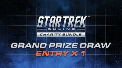 Star Trek Grand Prize Draw x 1