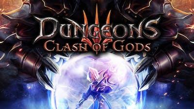 Dungeons 3 - Clash of Gods - DLC
