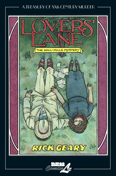 Lovers Lane: The Hall-Mills Mystery