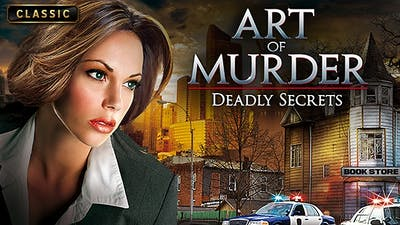 Art of Murder - Deadly Secrets