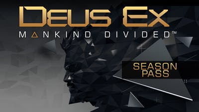 Deus Ex: Mankind Divided DLC - Season Pass