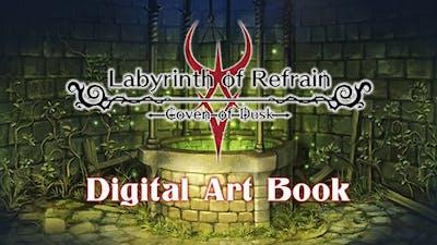 Labyrinth of Refrain: Coven of Dusk - Digital Art Book