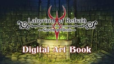 Labyrinth of Refrain: Coven of Dusk - Digital Art Book
