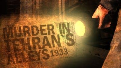 Murder In Tehran's Alleys 1933