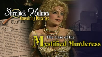Sherlock Holmes Consulting Detective: The Case of the Mystified Murderess