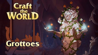 Craft The World - Grottoes - DLC