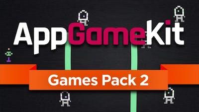 AppGameKit - Games Pack 2