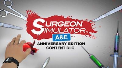 Surgeon Simulator - Anniversary Edition Content DLC