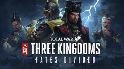 Total War: THREE KINGDOMS - Fates Divided - DLC