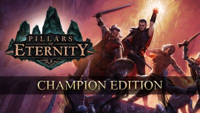 Pillars of Eternity - Champion Edition | Linux Mac PC Steam Game