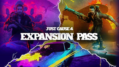 Just Cause 4: Expansion Pass - DLC
