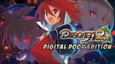 Disgaea 2 PC Digital Dood Edition