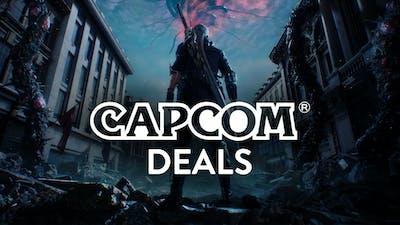 Capcom Carousel