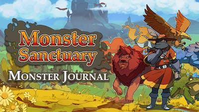 Monster Sanctuary Journal DLC