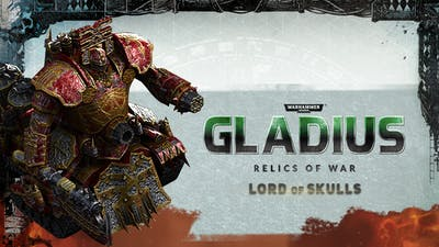 Warhammer 40,000: Gladius - Relics of War - Lord of Skulls - DLC