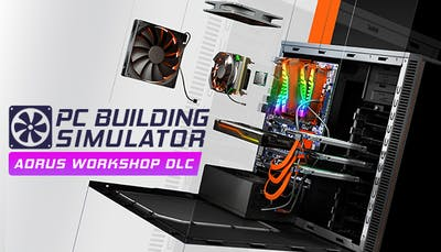 PC Building Simulator - AORUS Workshop - DLC
