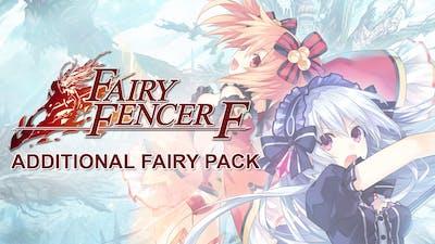 Fairy Fencer F: Additional Fairy Pack DLC