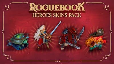 Roguebook - Hero Skin Pack