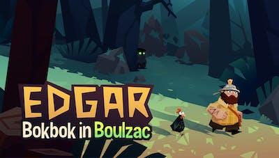 Edgar - Bokbok in Boulzac