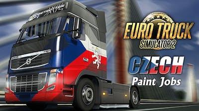 Euro Truck Simulator 2 - Czech Paint Jobs Pack DLC
