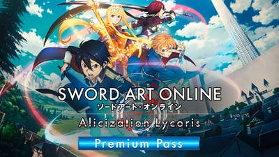 SWORD ART ONLINE Alicization Lycoris Premium Pass - DLC