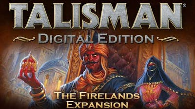 Talisman - The Firelands Expansion