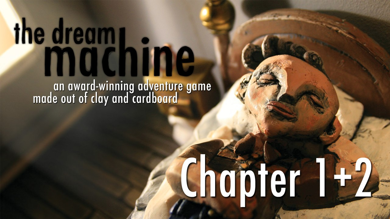 Dream Machine: Chapter 1 & 2 (Free Steam Game)