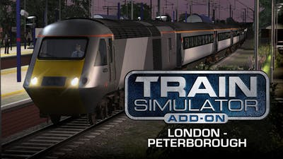 Train Simulator: East Coast Main Line London-Peterborough Route Add-On