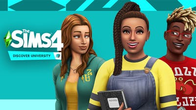 The Sims 4 Discover University - DLC