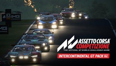 Assetto Corsa Competizione - Intercontinental GT Pack - DLC