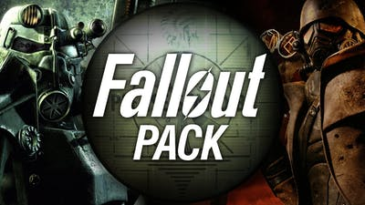 Fallout 3 & Fallout New Vegas Pack | Steam Game Bundle | Fanatical