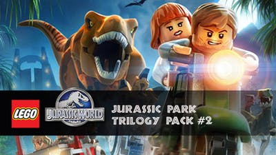 LEGO Jurassic World: Jurassic Park Trilogy DLC Pack 2