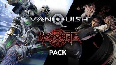 Bayonetta + Vanquish Pack