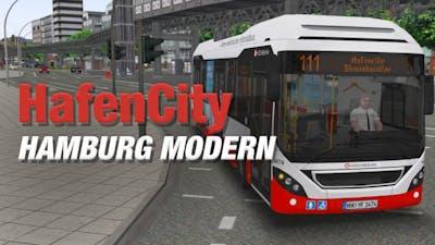 OMSI 2 Add-On HafenCity - Hamburg modern | PC Steam Загружаемый